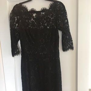 Kalinka. From Bergdorf Goodman cocktail dress.